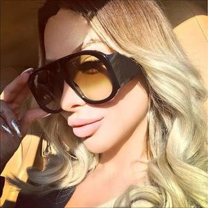 1792406b6f1a Accessories - Unisex Sunglasses Women Men Oversize Shades